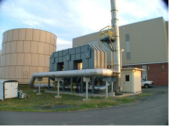 蓄热式焚烧炉(RTO)有机废气处理设备