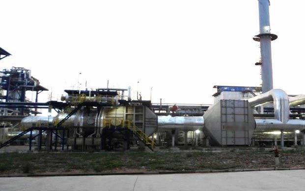 催化燃烧废气处理设备处理丙烯腈罐区有机废气