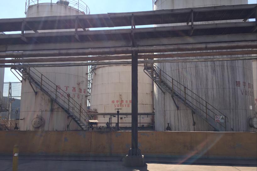 重庆油库油气回收装置