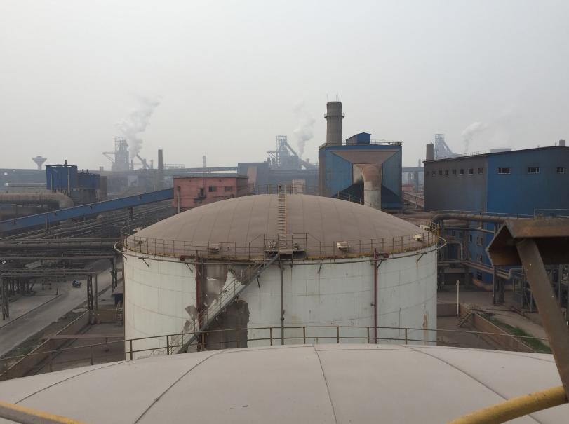 甲醇储运罐区呼吸废气VOCs排放量的计算