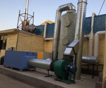 印染废气处理工艺及设备解析