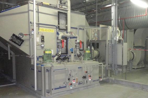 活性炭吸附脱附催化燃烧废气处理环保设备