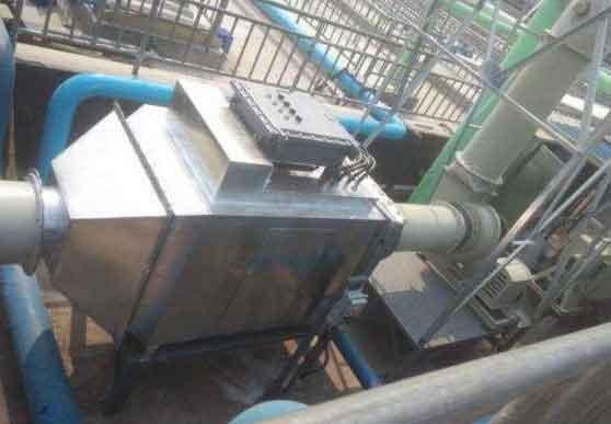 低温等离子方法处理有机废气工艺