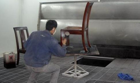 家具厂喷漆废气处理设备厂家