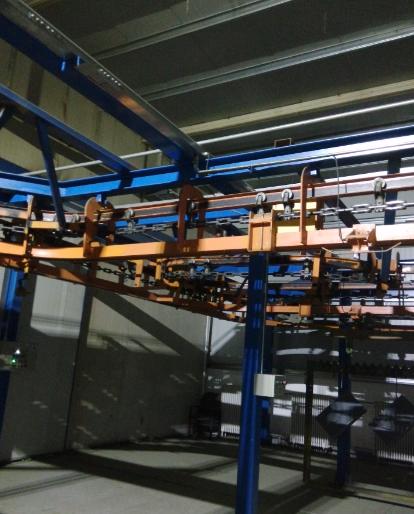 钢结构喷漆废气处理设备
