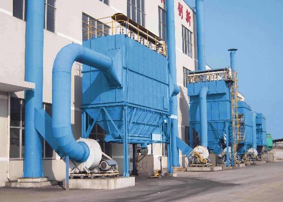 磷矿加工过程含尘废气