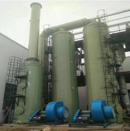 氯碱工业含氯废气的处理技术
