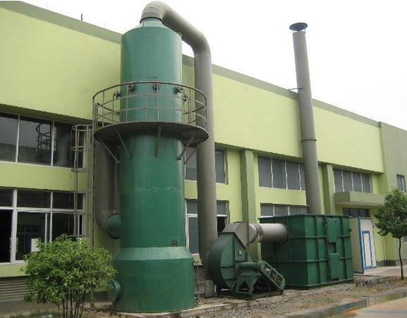 低浓度硫化氢废气处理工艺