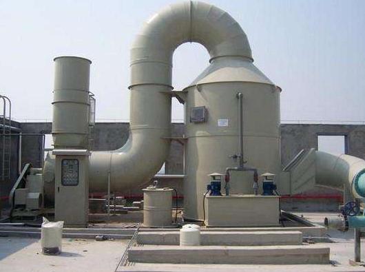 含氟废气处理工艺