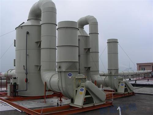 氯化氢废气处理工艺