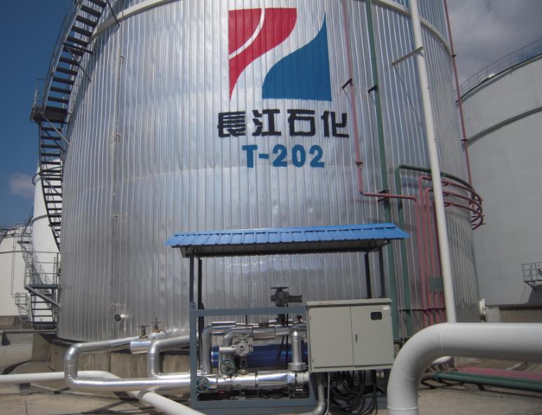 油气回收装置在油库的应用
