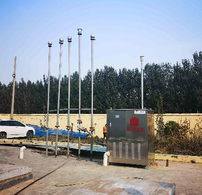 加油站油气回收装置