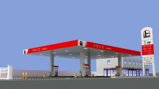 加油站油气回收改造方案