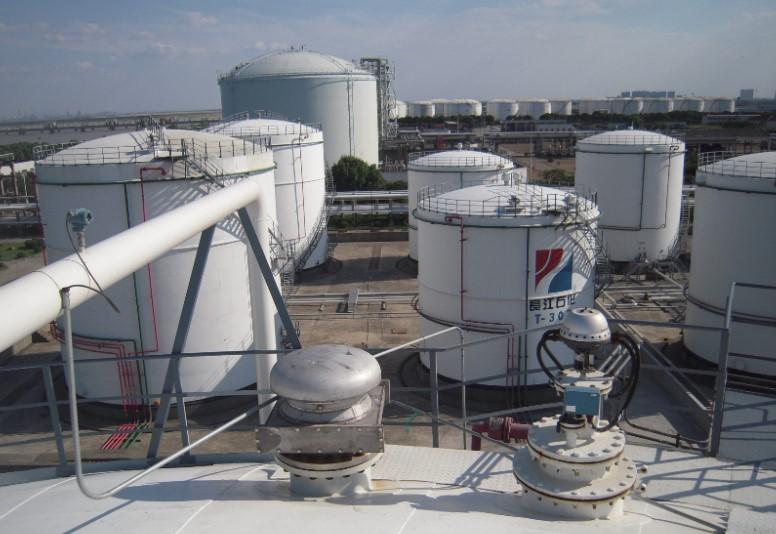 石化储罐油气回收装置