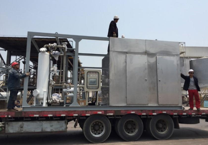 正规的油库油气回收装置