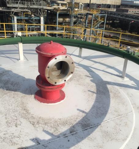 储罐呼吸阀大呼吸小呼吸油气回收技术方案