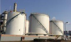 储运罐区装车尾气处理设施