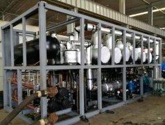 丙酮废气回收处理设备