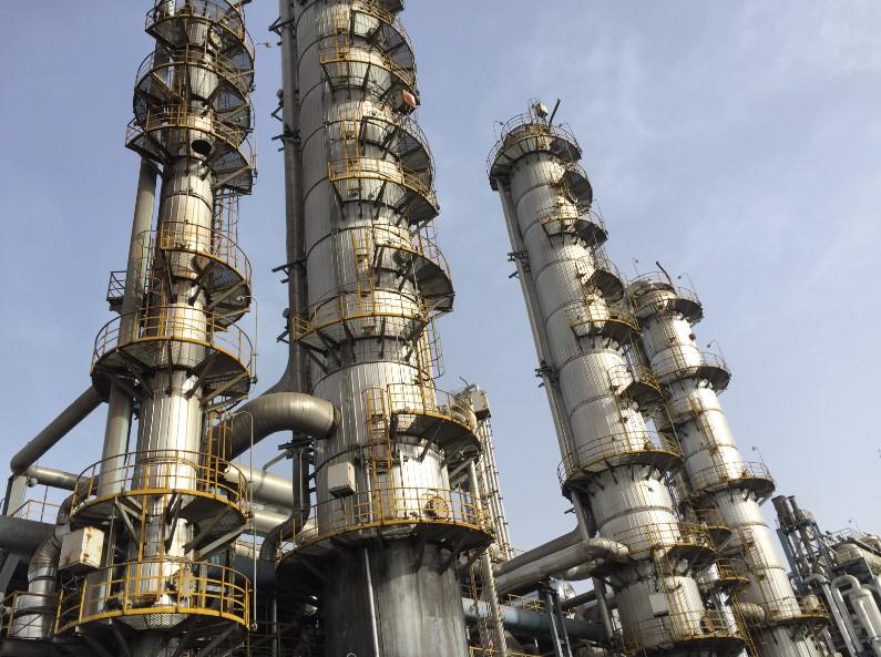 化工制药厂废气处理设备