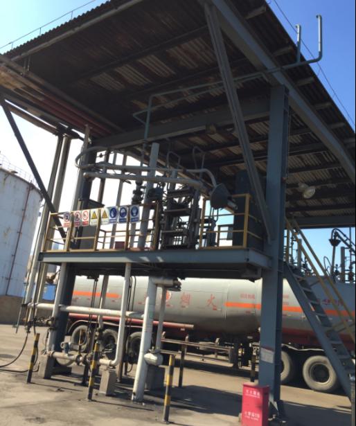 油库装车油气回收装置