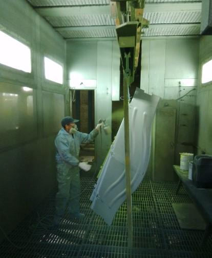 4s店打磨废气处理设备