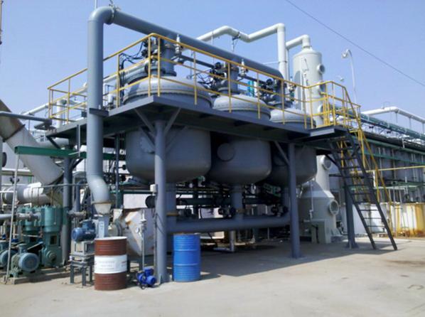 制药企业VOCs废气30mg提标改造深度治理设备(20