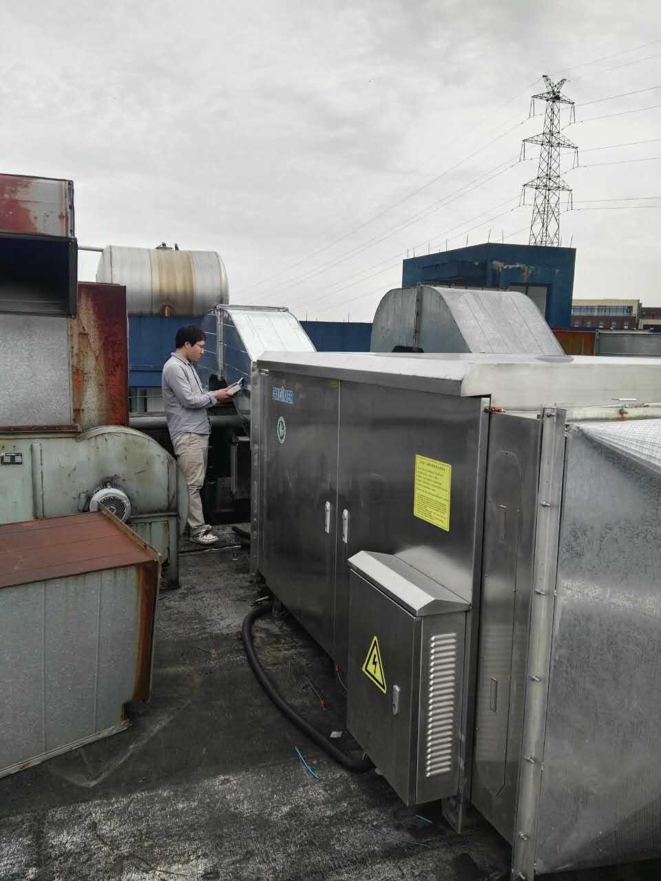 二氯乙烷废气废气处理设备