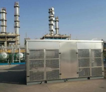 乙醇废气冷凝回收装置
