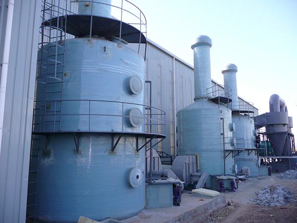 废气吸收净化塔