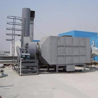 RTO沥青厂废气处理设备