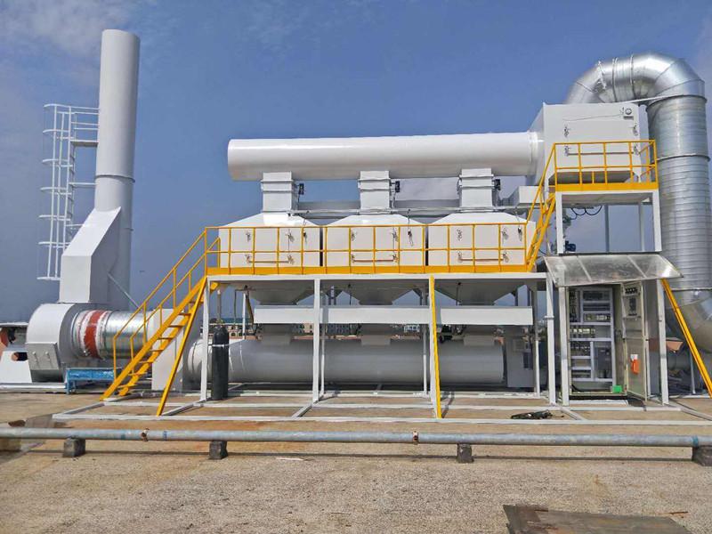 橡胶厂专用废气处理设备